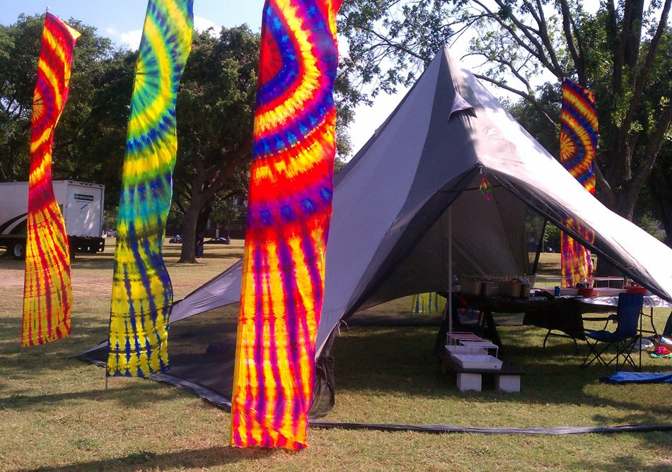 Pictures from Tie-Dye in the Park