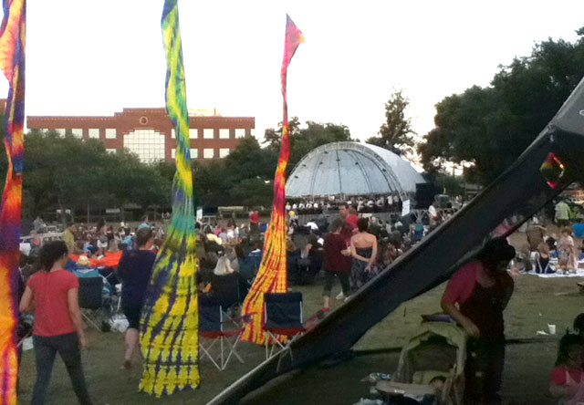 DSO Concert in the Park