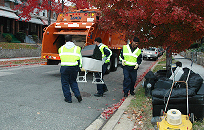 Guidelines for Bulk Trash Pickup