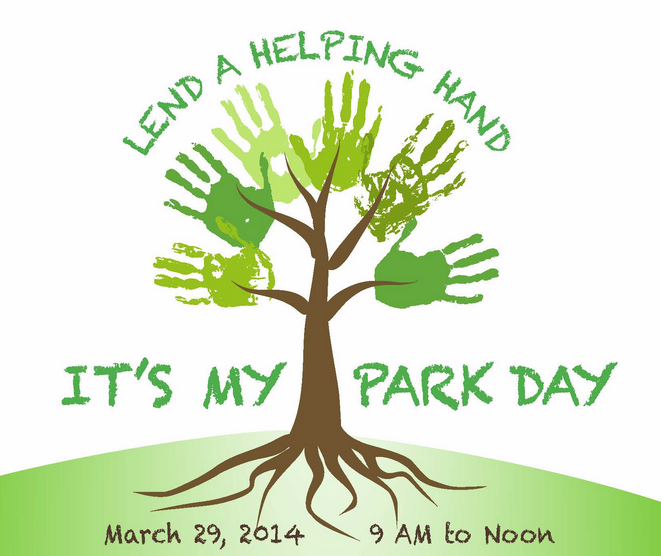 Exall Park — It's My Park Day