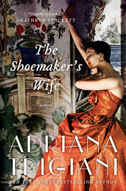 April 2015 Book Club – The Shoemaker's Wife
