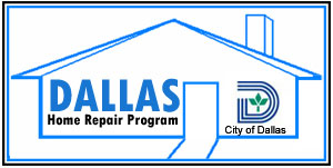 Home Repair Programs by the City of Dallas